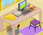 Pixel Desk