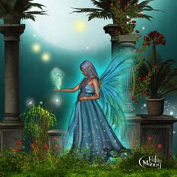 Celestial fairy by FataMoony