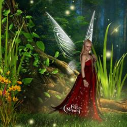 Sarah red by FataMoony