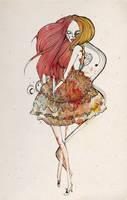 Fashion drawing 2 by S-Banh