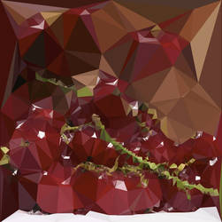 Abstract Art : Fruits : Vine