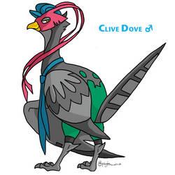 Clive Dove the Unfezant