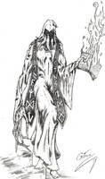 Lovecraftian High Priestess