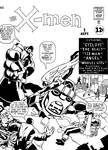 X-Men 1 as Fantastic Four 1