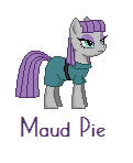 Maud Pie by Donttouchmykitty