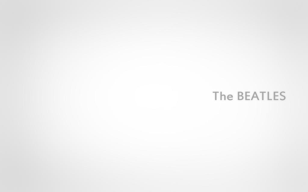 The Beatles - The Beatles, Wallpaper