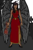 new Demona by MercyInk87