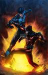 Nightwing v Cerberus