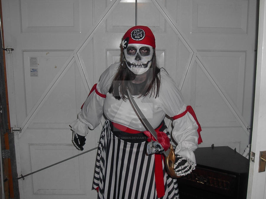 shauni ghost pirate by Shauni-chan