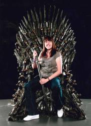 Shauni flesh on the iron throne