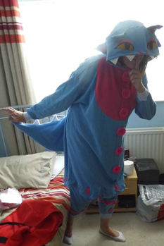 Snappy Dresser for Ni No Kuni Contest Kigu Full