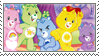 2007 Care Bears Stamp by GrumpyBuneary