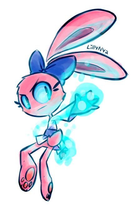 the best bun by LillyNya