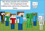 Minecraft XIV by T-3000
