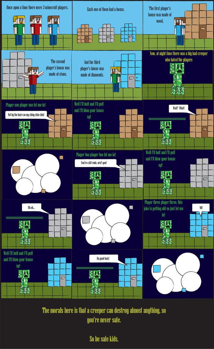 Minecraft XIX by T-3000