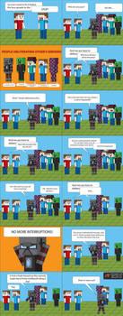 Minecraft XXXVI