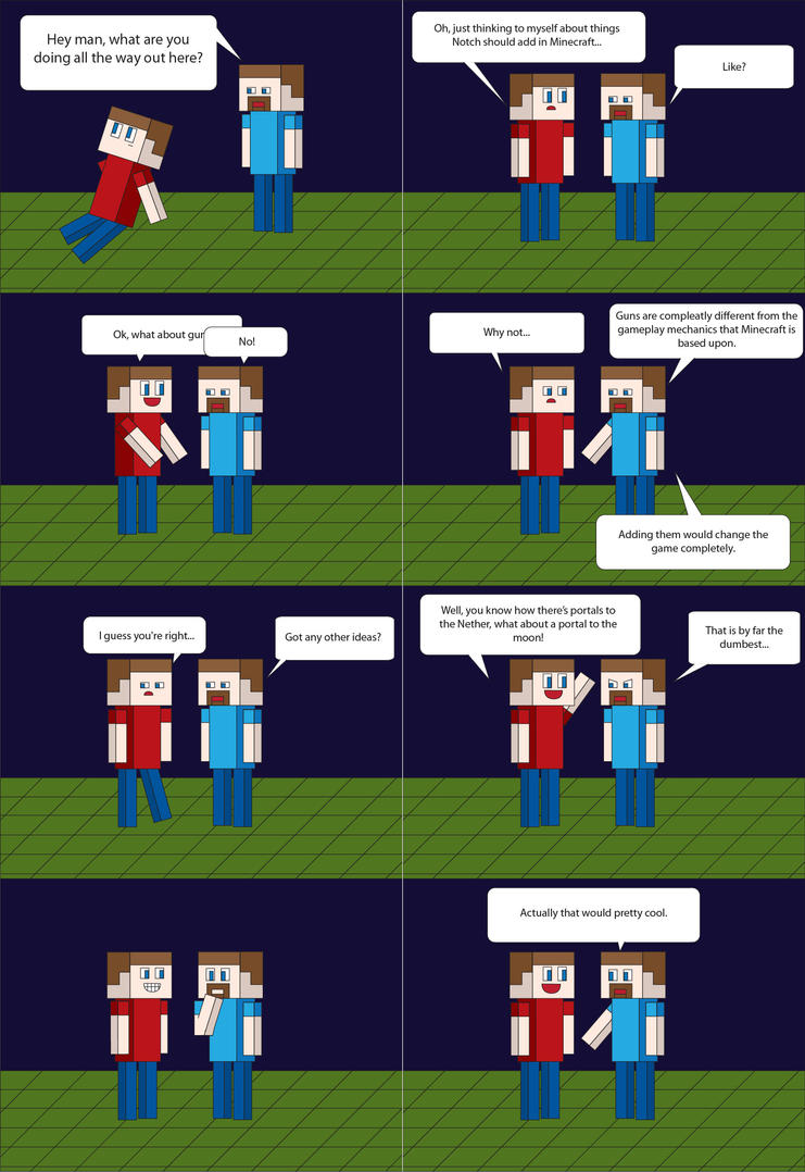Minecraft xl by t 3000