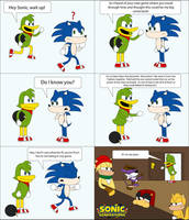 Sonic Generations: Wash Ups by T-3000
