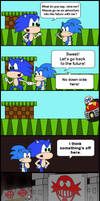 Sonic Generations: Timeline by T-3000