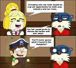 Animal Crossing 3DS:  Mayor