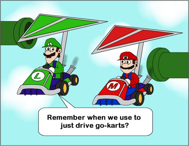 Why Isnt Waluigi In Mario Kart 7 Mario Kart 7 by T-3000Why Isnt Waluigi In Mario Kart 7