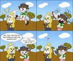 Animal Crossing 3DS: Mayor III