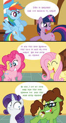 The Cutie Mark Chronicles by T-3000