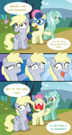 How Derpy's Got That Way