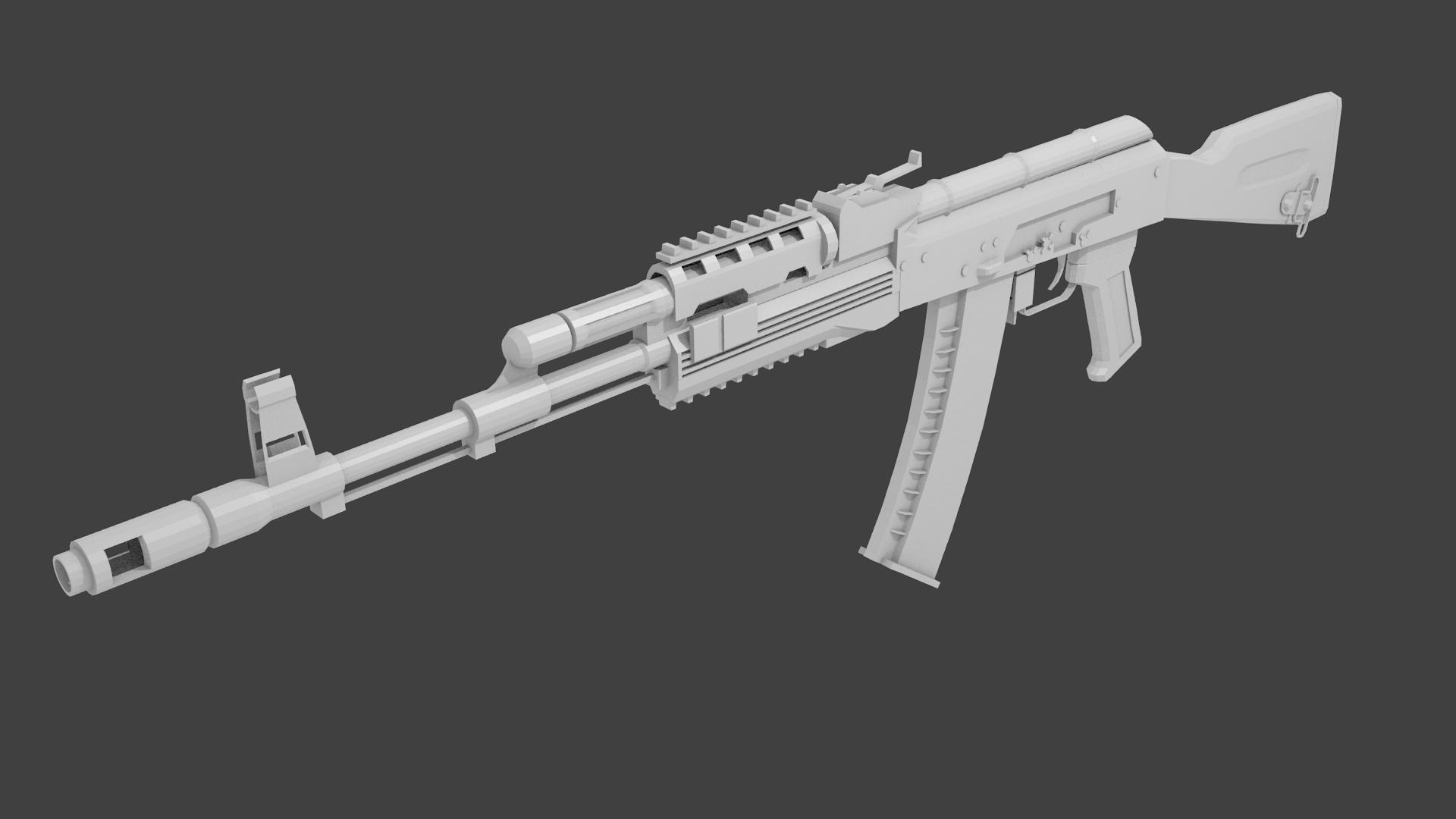 AK-74M by Kelo821