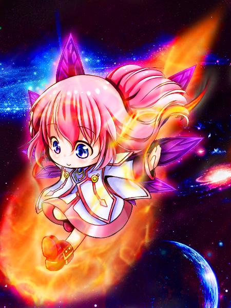 Fire fairy by Krmn-chan on DeviantArt