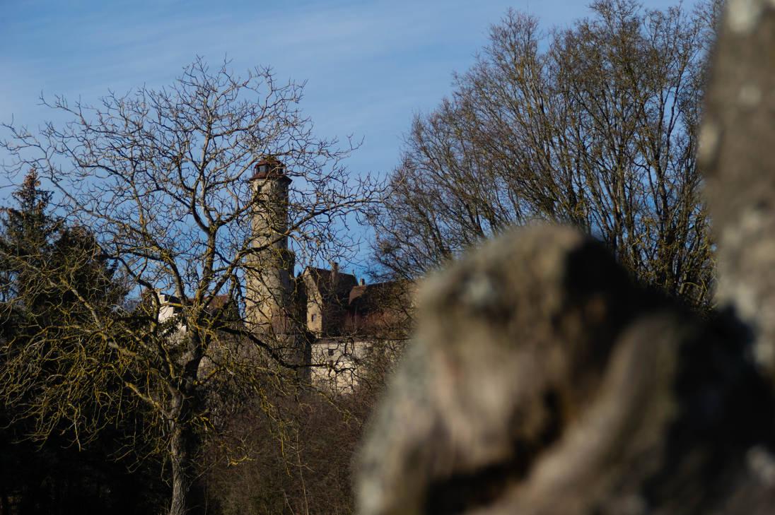 Altenburg Castle by advdiaboli