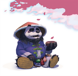 Pandaren Small by RimKello