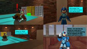 SFRM Ep 9: Megamans Dog Days Page 39