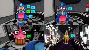 SFRM Ep 10: FNAF Panic!!! (If Megaman was in FNAF)