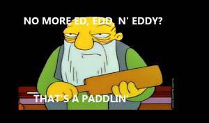 No More Ed Edd, N' Eddy?!