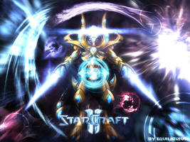Starcraft 2 Wallpaper by EquilibriuMTR