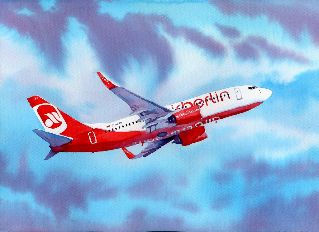2015 06 08a airberlin A4 RG by mariofdy