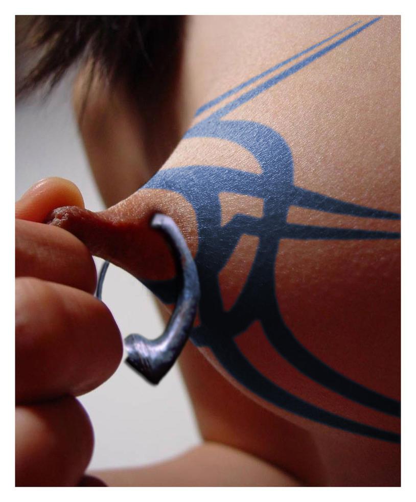Tattood Tits 82