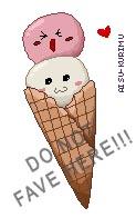 Ice cream brothers by rirupu by Kawaiidelicious-club
