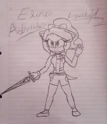 Elina adventuress by Lautyx2