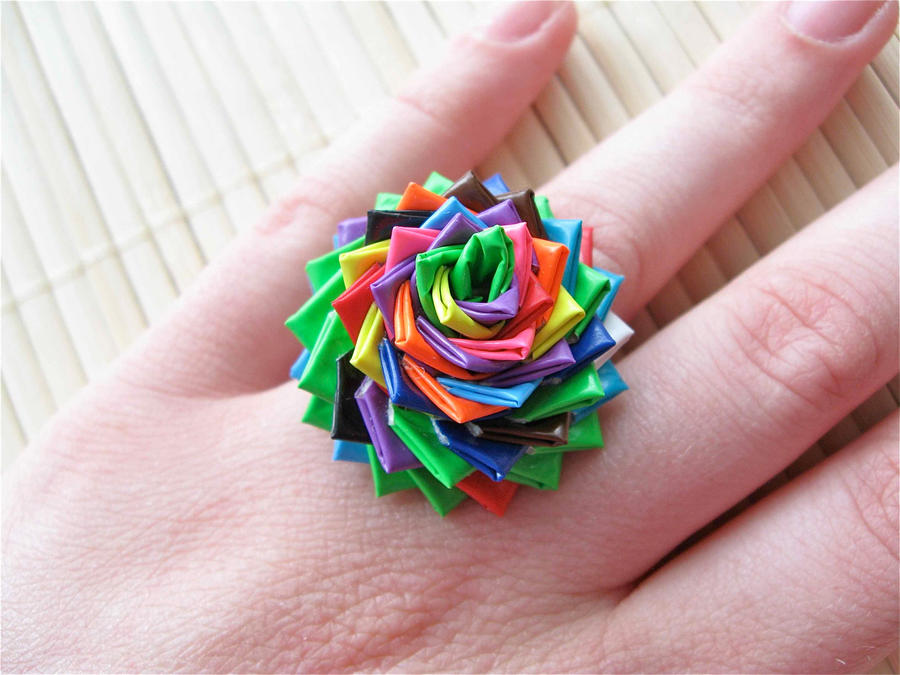 Ooak Duct Tape Rose Ring  4 By Quietmischief On Deviantart. Hex Wedding Rings. Bling Wedding Rings. Power Cheat Rings. 90000 Dollar Engagement Rings. Idea Rings. Top Rated Wedding Rings. Camouflage Rings. Soft Wedding Rings