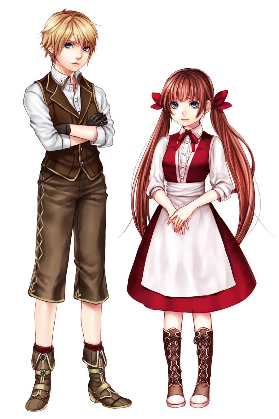 Hansel and Gretel by gurusha