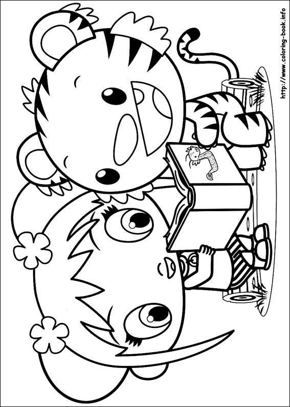 Ni Hao Kai Lan Coloring Page 2 by sonic-fan-126 on DeviantArt