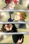 Dragons Slayers - Fairy Tail color