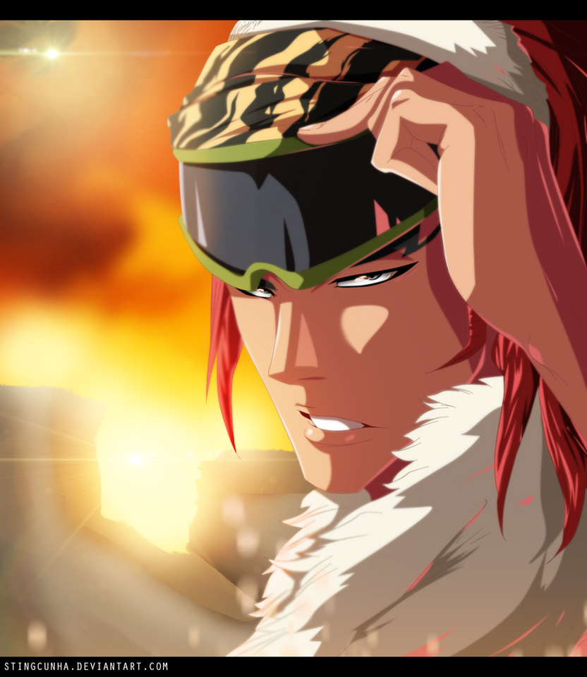 Bleach 561 Renji - Another Villain... by StingCunha