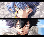 FAIRY TAIL 365 - Jellal and Midnight