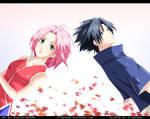 Sakura and Sasuke - SasuSaku