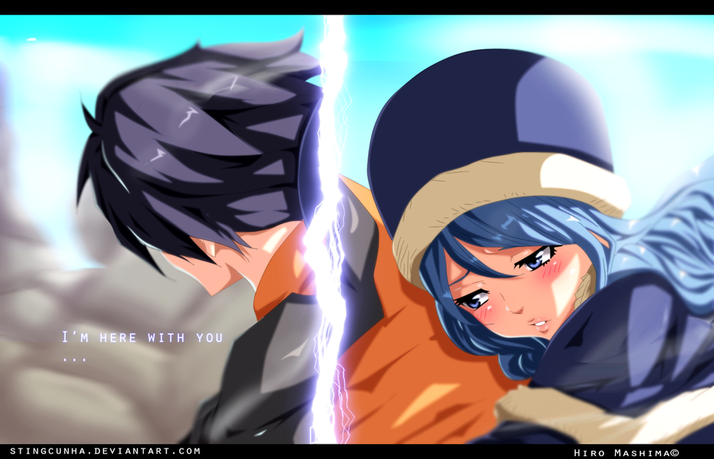 Gray and Juvia - Fairy Tail 366 by StingCunha