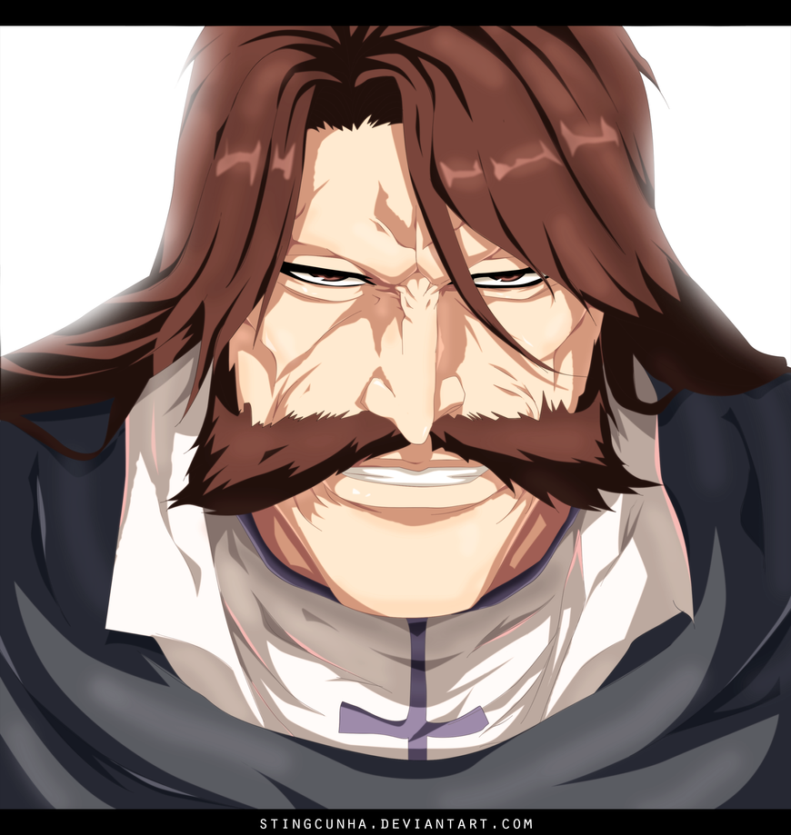 Bleach 565 - King of Quincys - YHWACH by StingCunha