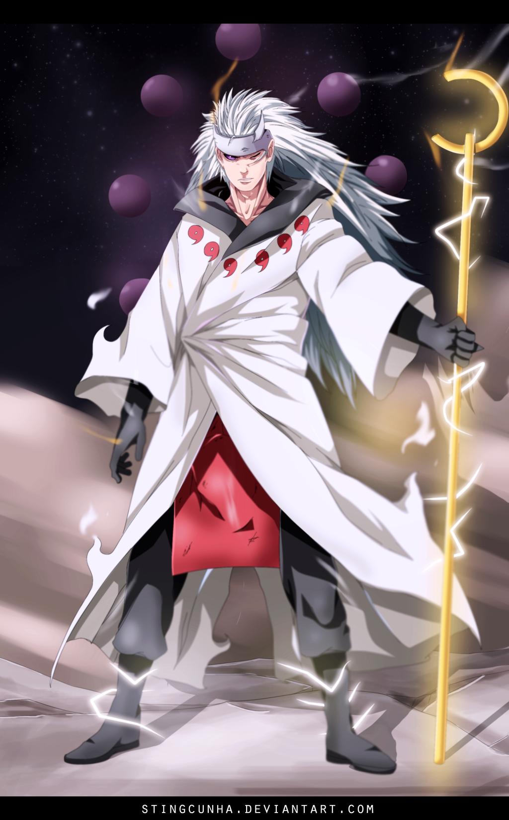 Download 7000+ Wallpaper Naruto Rikudou Mode Android HD Terbaru